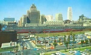 Торонто 1950-х
